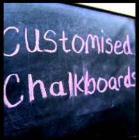 Singapore Online Chalkboard Shop - home