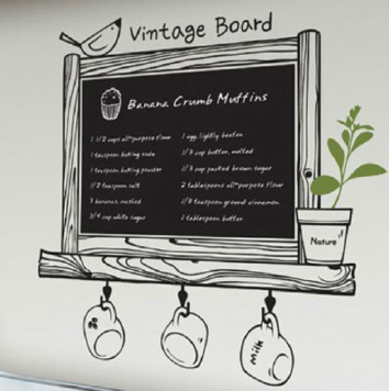 Creative Chalkboard Wall Decals Singapore Online Chalkboard Shop - Wall decals singapore